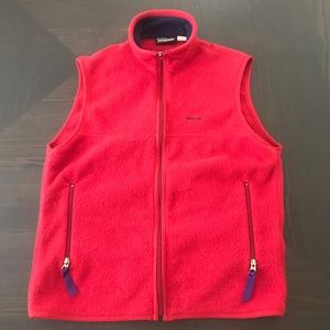 PATAGONIA SYNCHILLA FLEECE VEST SIZE M